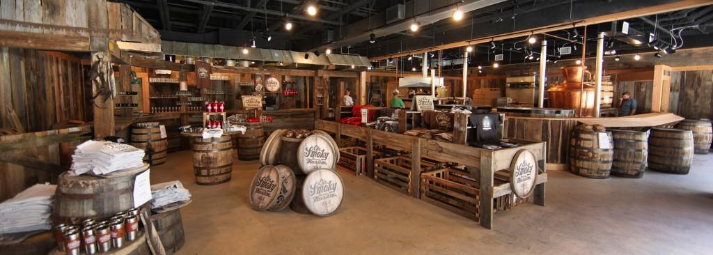 Old Smoky Distillery
