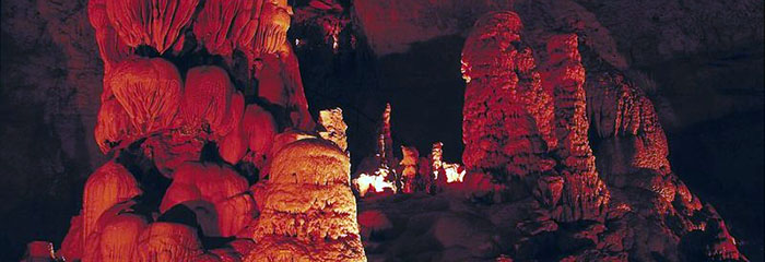 Forbidden Caverns Near Pigeon Forge
