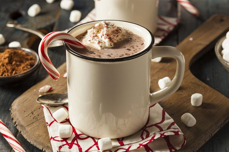 Stay Inside & Drink Hot Chocolate this Winter? Do THIS Instead!