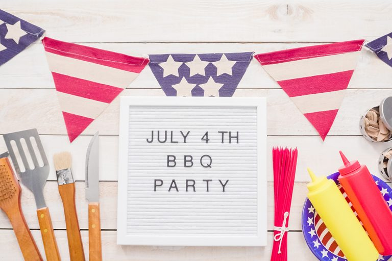 Fun 4th of July Recipes for Your Gatlinburg Cabin