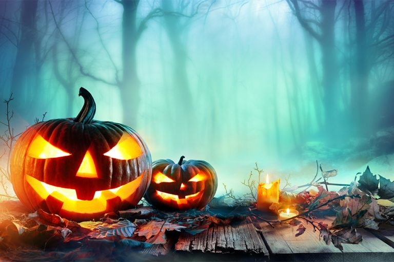 5 Spine-tingling Reasons to Celebrate Halloween in the Great Smoky Mountains…