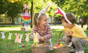 Hop into the Smokies This Easter!