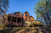 7 NEW Cabins for November in Pigeon Forge & Gatlinburg, TN