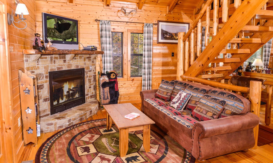 Pigeon Forge Cabins Almost Bearadise