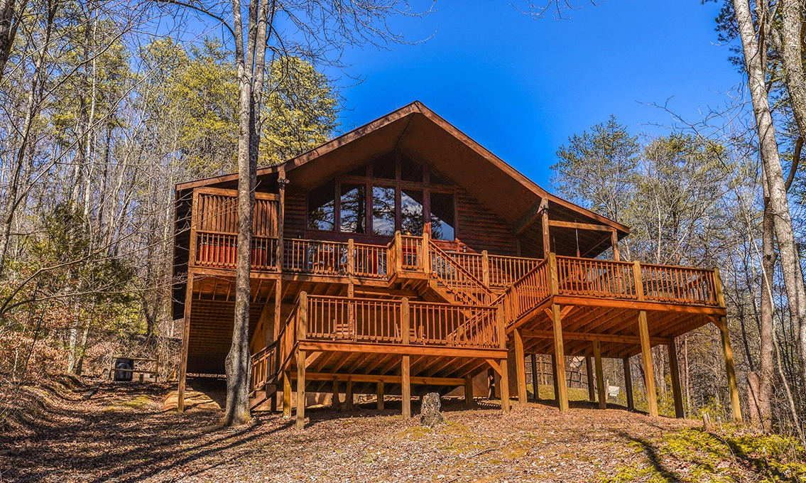 in of pigeon rentals mountain tennessee cabins cabin luxury images absolute paradise mountains the log forge pin