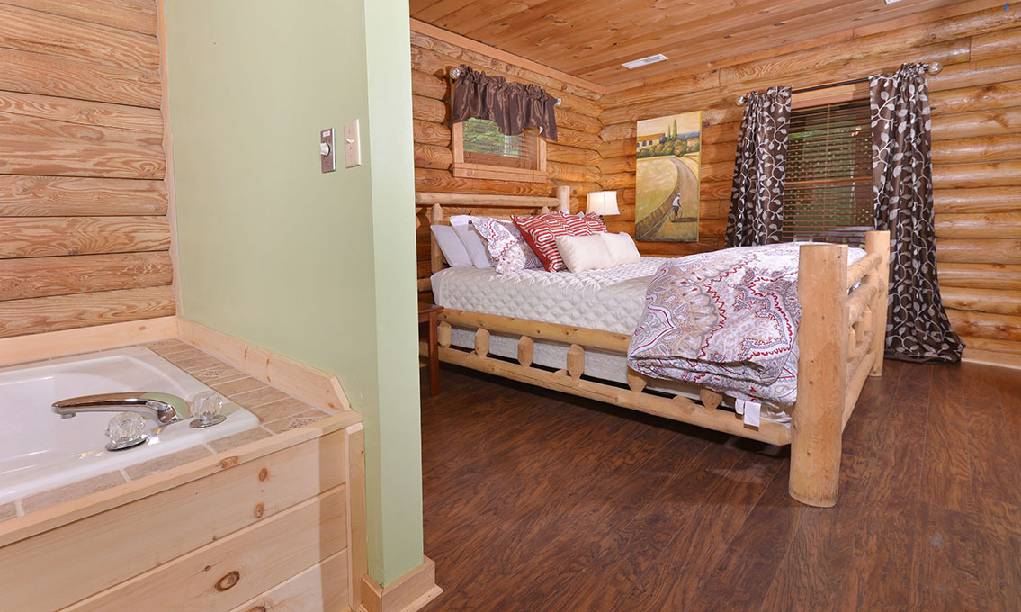 Gatlinburg cabin rentals kandy kisses for Endless joy cabin gatlinburg