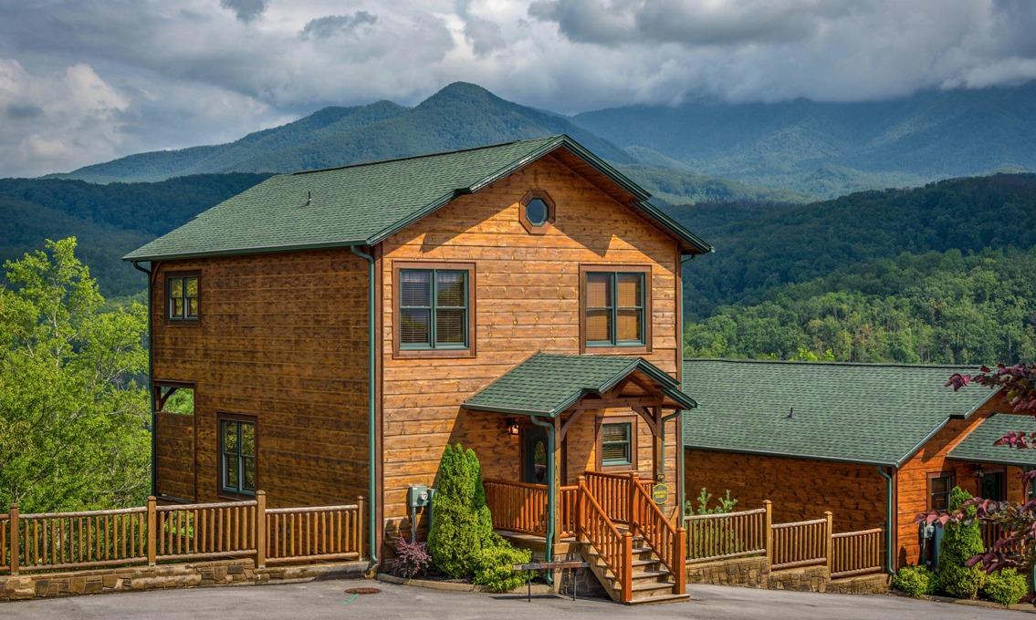 gatlinburg cabins morning glory