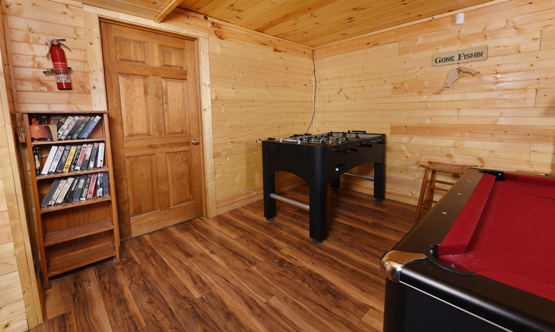 Gatlinburg Cabin Rentals The Swiminn Place