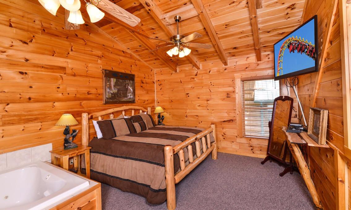 Gatlinburg Cabin Rentals - Mountain View Lodge