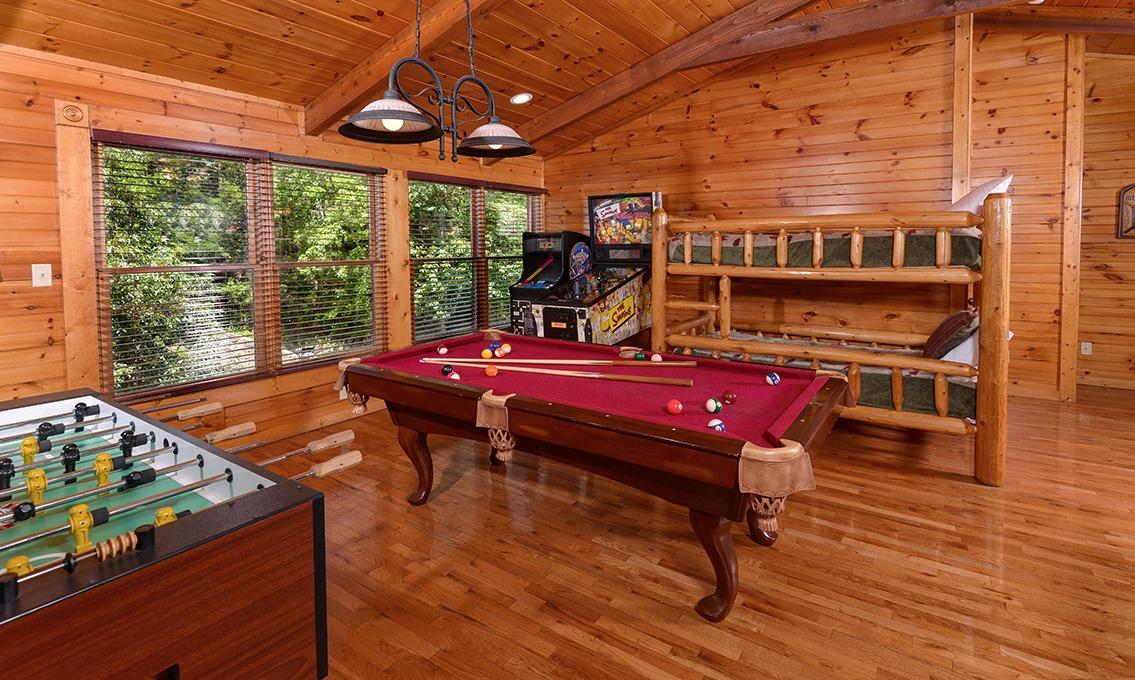 Living; Kitchen; Recreation; Bedrooms; Exterior; Resort. Gatlinburg Smoky  Mountain ...