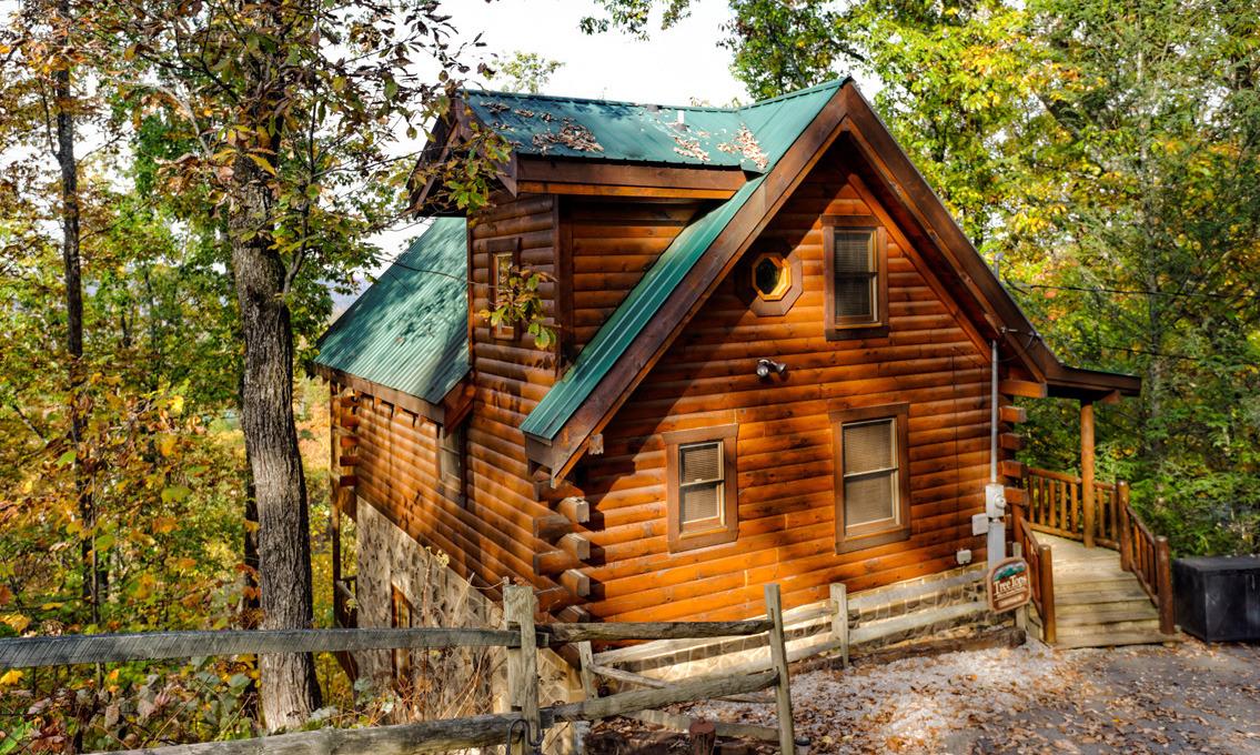 Gatlinburg Cabins Tree Tops