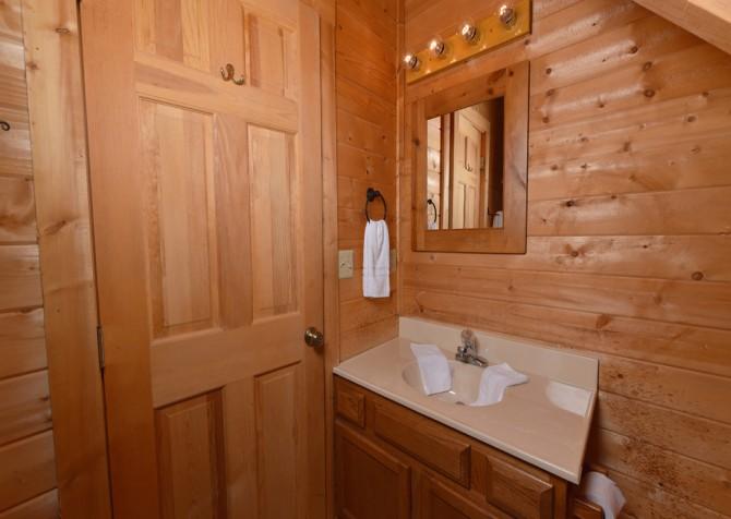Pigeon Forge - Big Chill - Bathroom