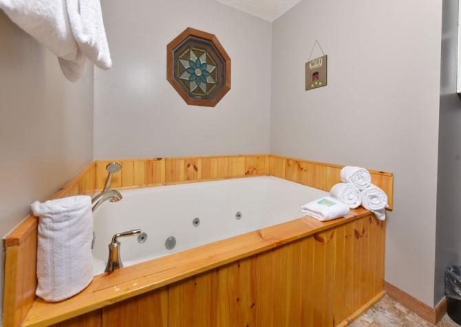 Pigeon Forge - SlumberJack - Bathroom