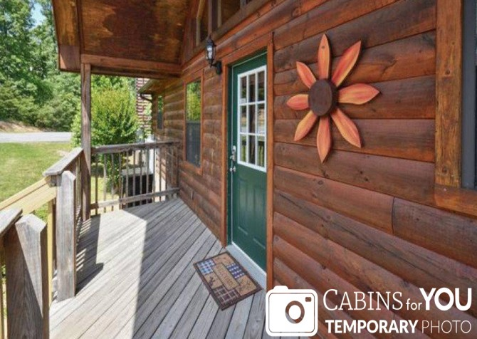 Pigeon Forge - Friendly Bear Lodge - Temp Photo