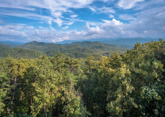 pigeon forge - Once Upon a View - View