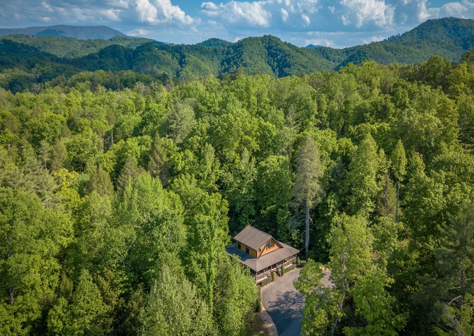 Pigeon Forge - Cedar Forest - Exterior