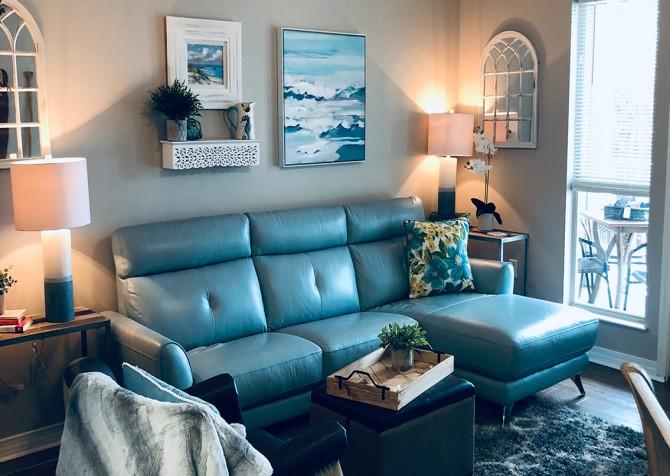 Sea-esta - Living Room