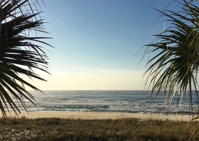 Perdido Beach House - View