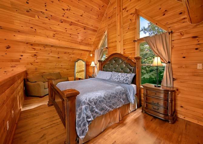 Timber Toy - Bedroom