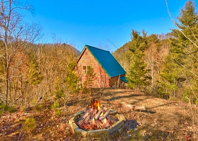 Keaton's Wild Animal Cabin
