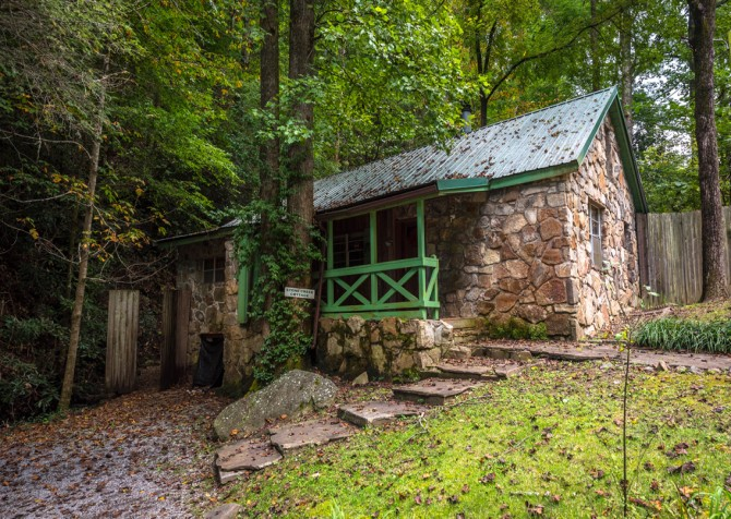 Pigeon Forge - Stonecreek Cottage - Exterior