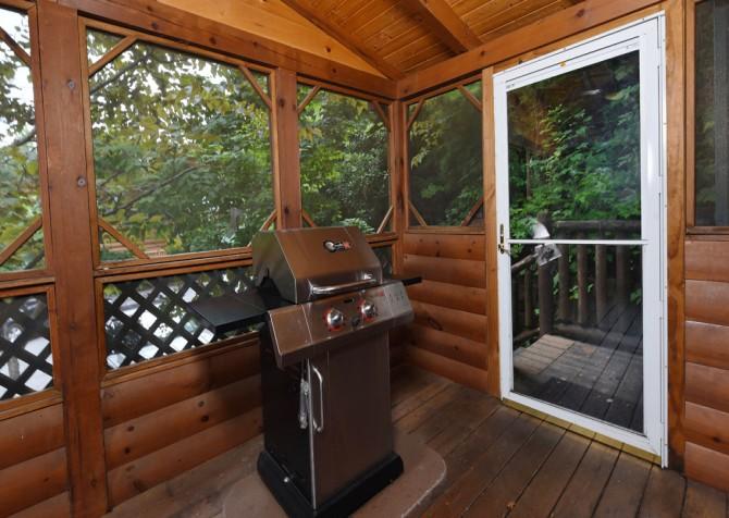 Gatlinburg Cabin - Bear Elegance - Exterior