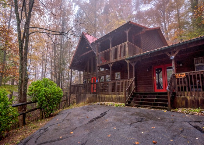 Pigeon Forge - Big Bear Retreat - Exterior