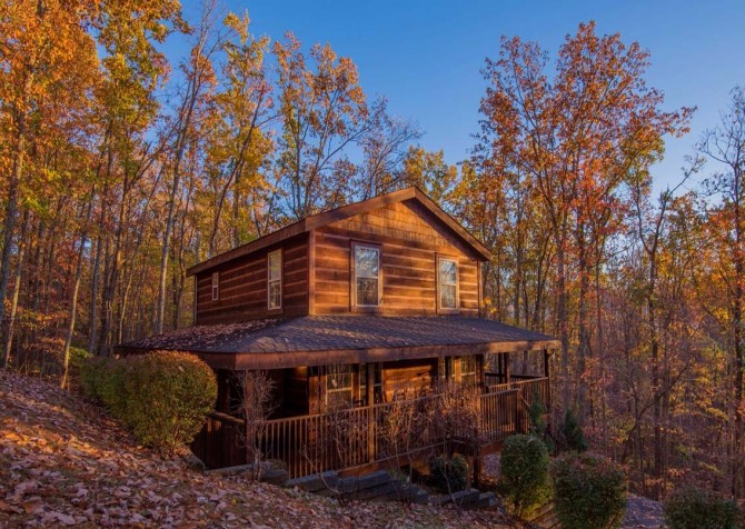 Gatlinburg Cabin- Amy's Place – Exterior