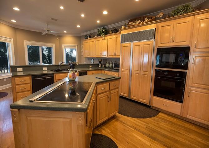 Perdido Beach House - Kitchen