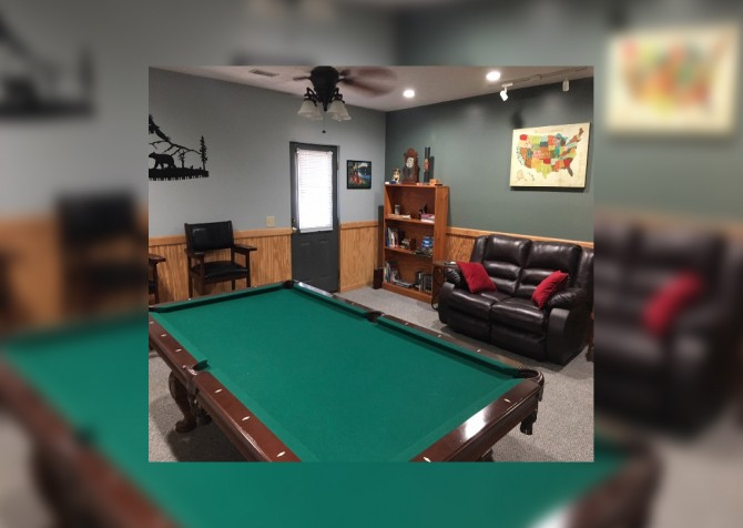 Pigeon Forge - Lakeside Mountain Memories - Rec Room