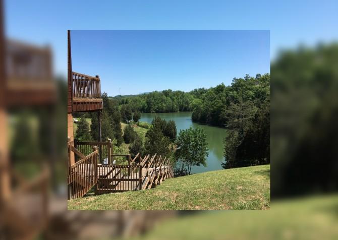 Pigeon Forge - Lakeside Mountain Memories - Exterior