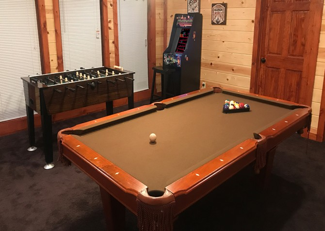 Pigeon Forge - Emerald and Evergreen At Sherwood - Rec Room