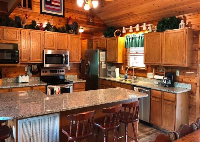 The Smoky Mountain Lodge