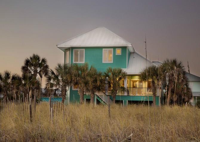 Perdido Beach House - Exterior