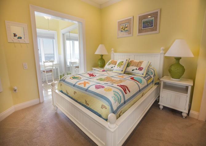 Perdido Beach House - Bedroom