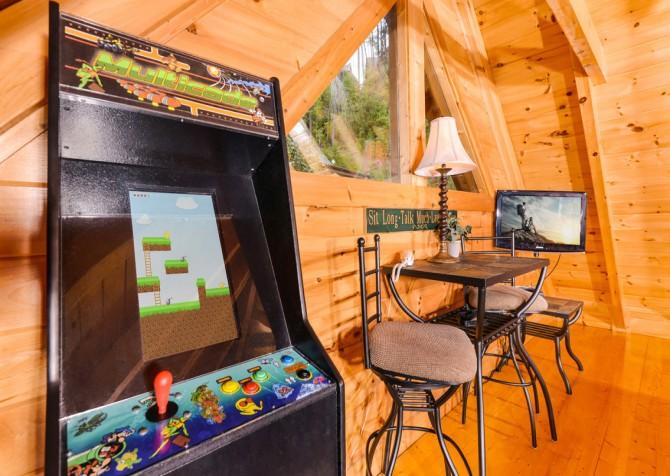 Pigeon Forge - A Bear Creek Crib - Gameroom