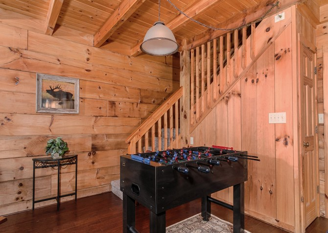 pigeon forge - american heartland - rec room