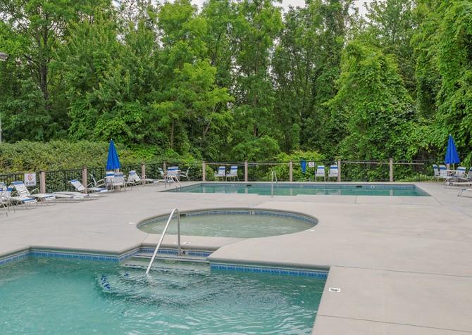 Gatlinburg - Beartastic Mountain View Lodge - Chalet Village North Pool