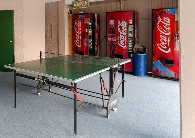 Gatlinburg - Creekside Manor - Chalet Village Resort Ping Pong
