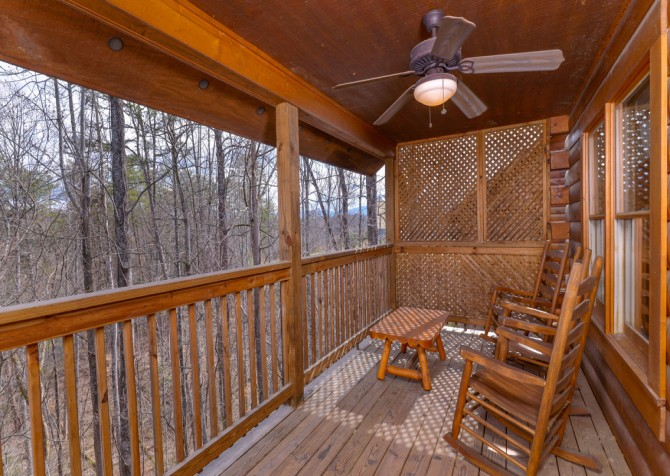 pigeon forge cabin – close to heaven – exterior
