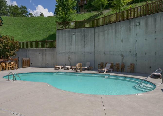 Pigeon Forge – Covered Bridge Resort - Pool