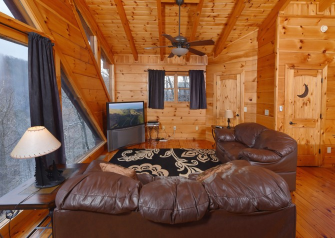 Gatlinburg - A Bear's Eye View - Rec Room