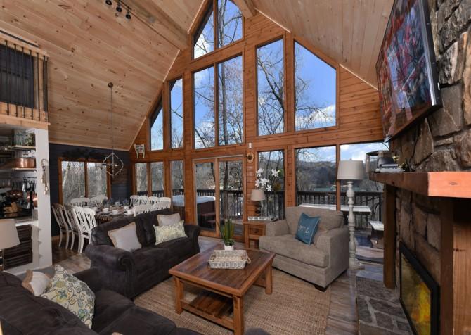 Gatlinburg Aaron's Lodge