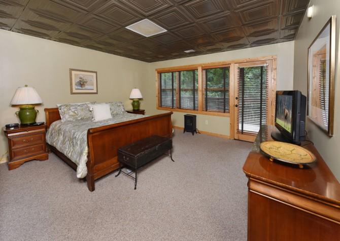 Gatlinburg - Alpine Air – Bedroom
