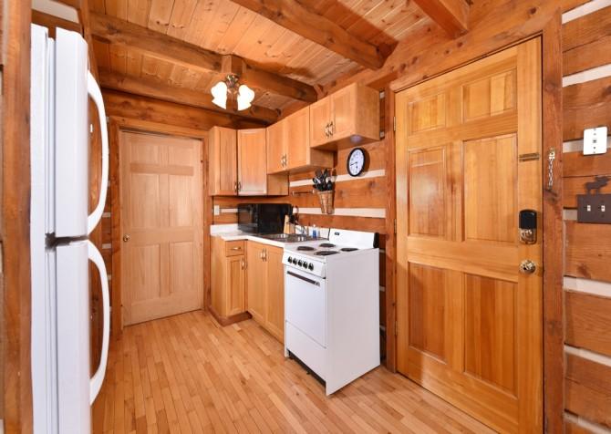 Gatlinburg Cabin- Auntie Sue's Cabin – Kitchen