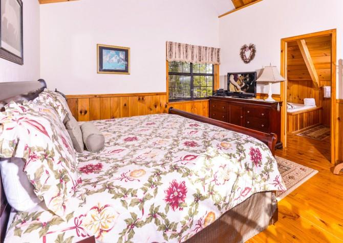 Gatlinburg Cabins - Bella Vista Cabin Rental