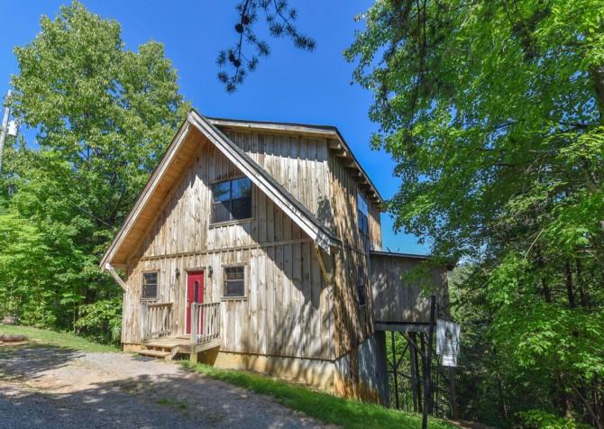 Gatlinburg Cabins - Bella Vista - Exterior