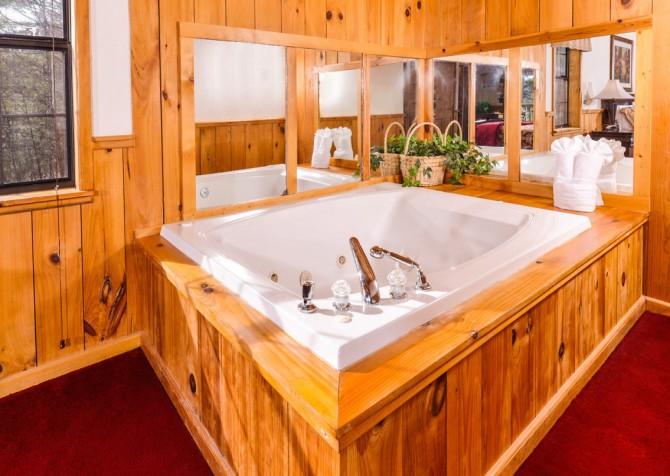 2 Bedroom Loft Layout