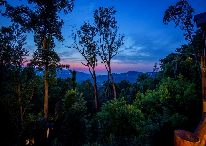 Gatlinburg - Big Bear Views Lodge - View