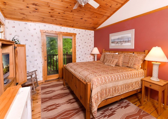 Pigeon Forge – Hacienda – Bedroom Two